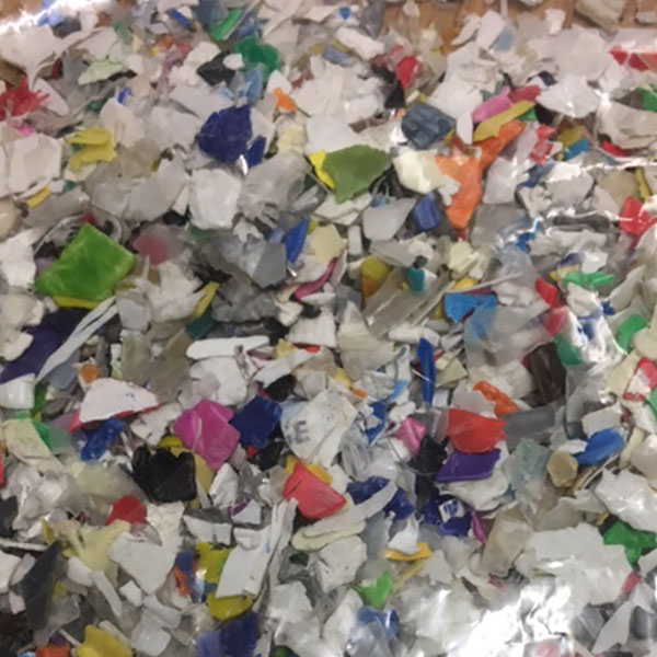 HDPE (High Density Polyethylene) JAZZ Flakes
