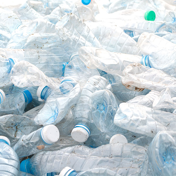 PET (Polyethylene Terephthalate) Mixed 80/20 Bottles